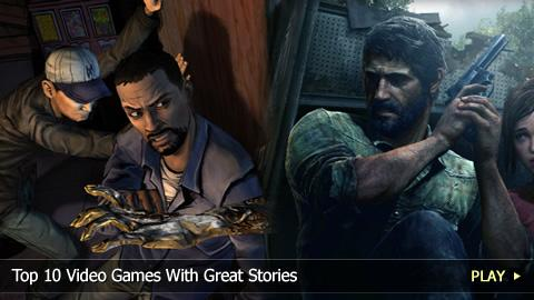Top 10 Video Games With Great Stories