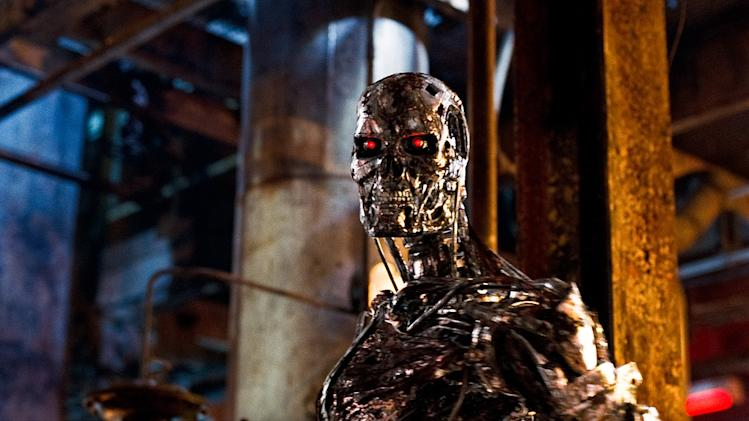Terminator Salvation Warner Brothers Production Photos 2009
