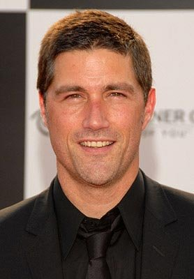 Matthew Fox at the Los Angeles premiere of Warner Bros. Pictures' Speed Racer