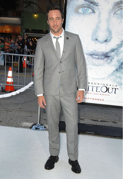 Whiteout LA Premiere 2009 Alex O'Loughlin