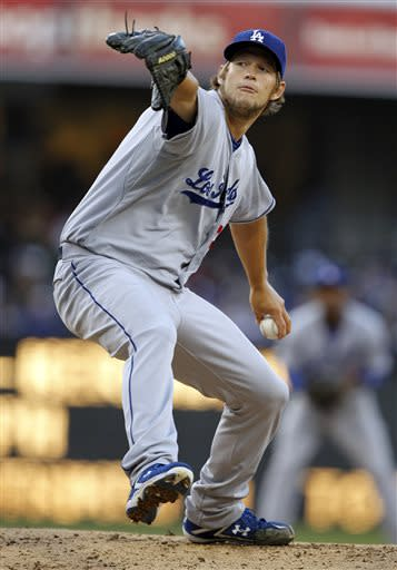 Padres rough up Kershaw in 5-2 win over Dodgers