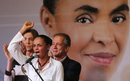 Silva widens lead ahead of Brazil presidential election