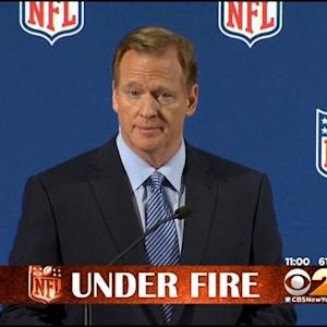 Commissioner Goodell Apologizes, Vows To Change NFL