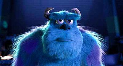 James P. Sullivan ( John Goodman ) in Disney's Monsters, Inc.