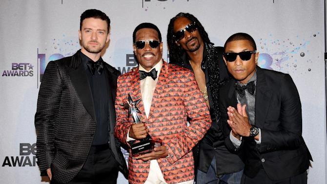 Timberlake, Wilson, Miguel shine at BET Awards