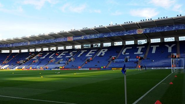 Championship Leicester City Walkers Stadium
