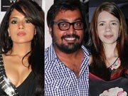When Kalki Koechlin and Richa Chadda bitched about Anurag Kashyap