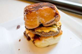 The McDoughnut Burger