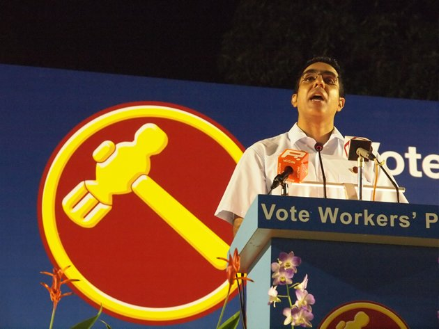 Hougang by-election: Workers&amp;#39; Party rallies - 19 May 2012