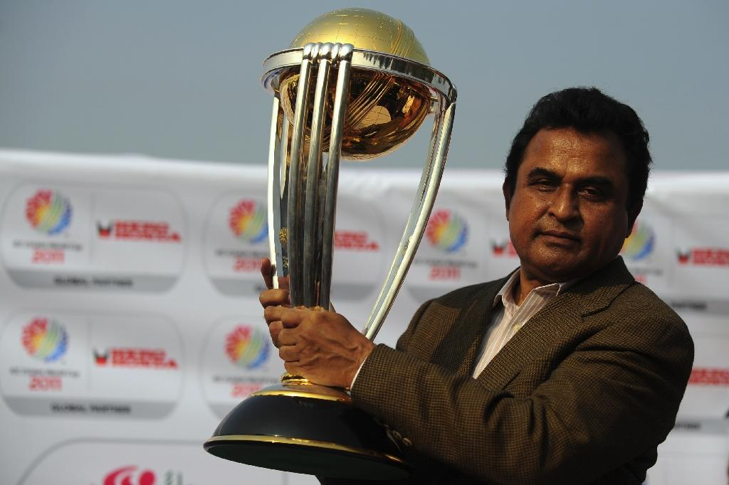 ICC president quits over World Cup trophy snub
