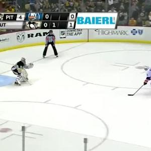 Islanders at Penguins / Game Highlights
