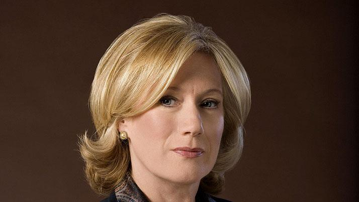 Jayne Atkinson as Karen Hayes in 24 on FOX.