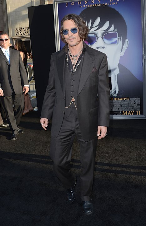 Premiere Of Warner Bros. Pictures' &quot;Dark Shadows&quot; - Arrivals