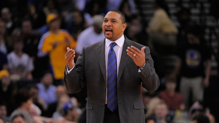 NBA: Memphis Grizzlies at Golden State Warriors