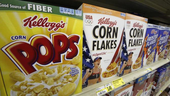 Kellogg wants China to wake up to its cereal