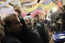 Analysis: Iran moderate's poll triumph is mandate for change
