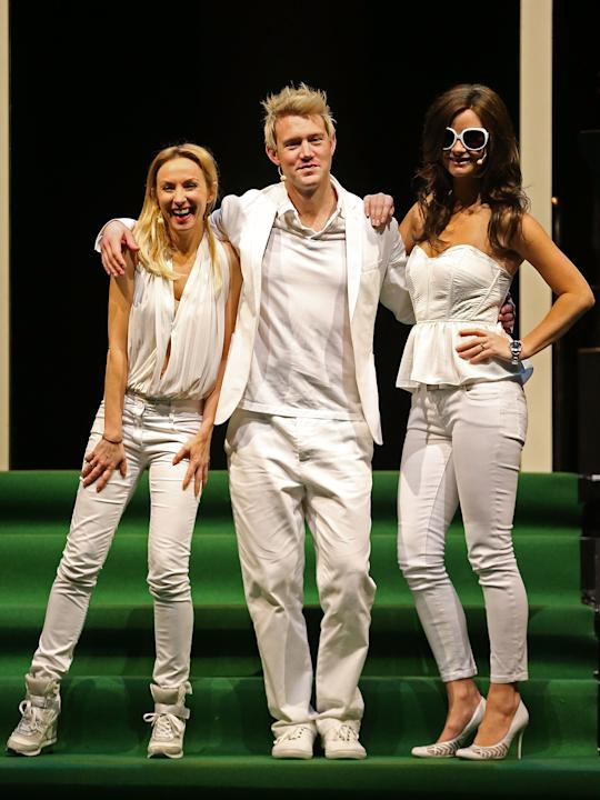 'Shane Warne The Musical' - Media Call
