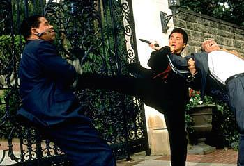 Jackie Chan in New Line Cinema's Rush Hour