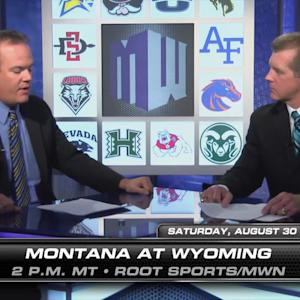 Inside MW Football - Wyoming