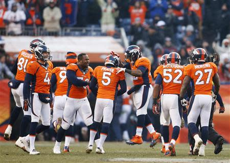 NFL: Tennessee Titans at Denver Broncos