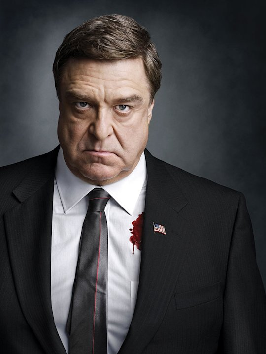 "John Goodman in season 4 of ""Damages."""