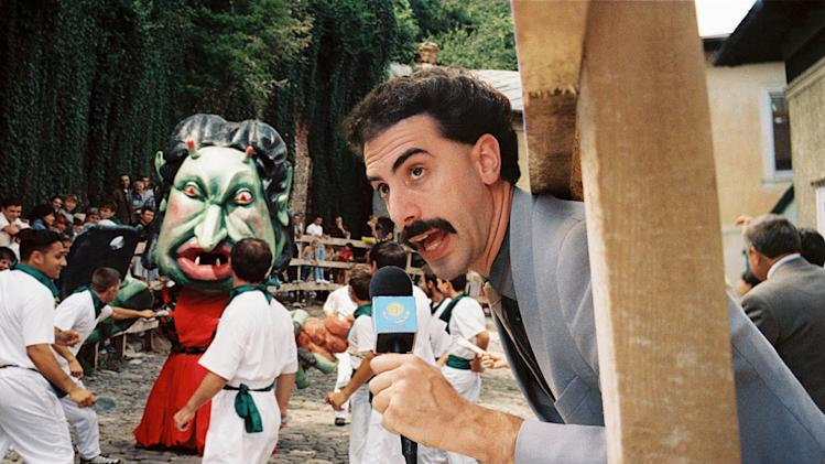 100 funniest movies to see before you die, Borat