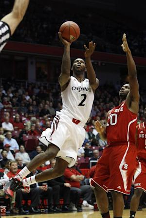 Cincinnati beats North Carolina State 68-57