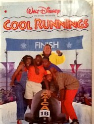 Cool Runnings - VCR tape from my oldie but goodie collection