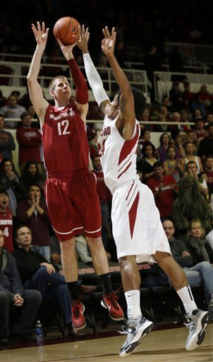 Stanford defeats Washington State 78-67