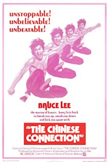 Poster of The Chinese Connection