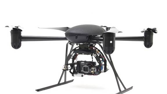 Drones Large and Small Coming to US
