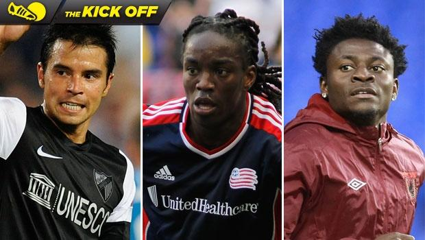 Kick Off: Shalrie lands in Seattle, more new faces to follow?