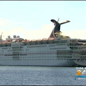 Cruise Passenger Falls To Death