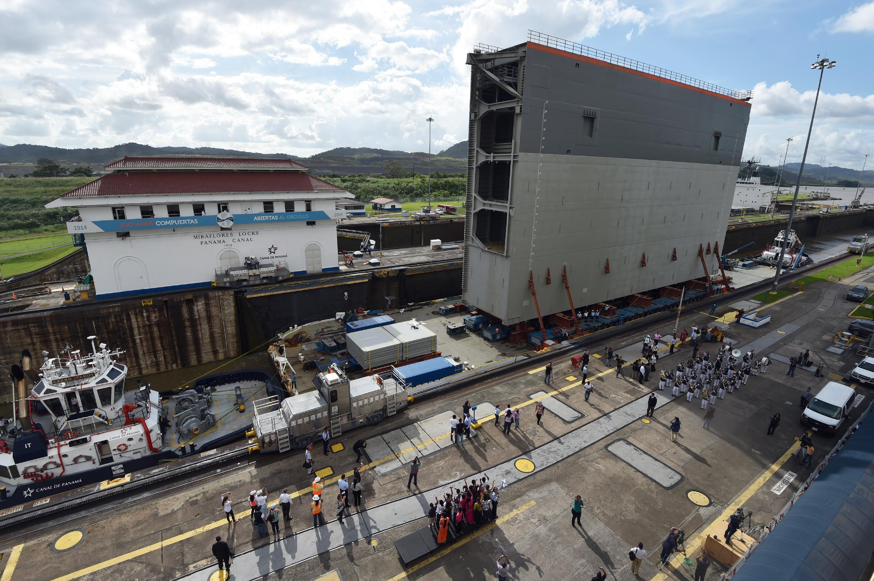 Panama Canal claims $737 mn in cost overruns