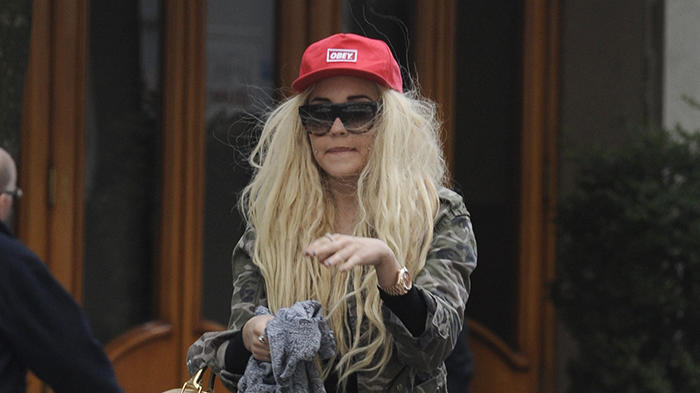 Amanda Bynes steps out in New York City
