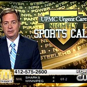 UPMC Urgent Care Nightly Sports Call: Nov. 11, 2013 (Pt. 3)