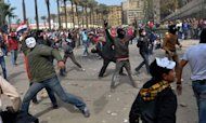Egypt: Police And Protesters Clash
