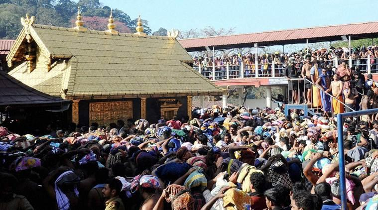 Sabarimala temple: Kerala govt defends ban on women's entry
