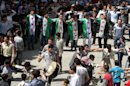 UN monitors visit Syria opposition stronghold