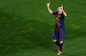 Messi thanks teammates after receiving European Golden Boot