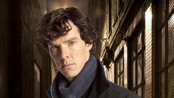 "FILE - In this undated file publicity image released by PBS,  Benedict Cumberbatch portrays Sherlock Holmes in ""Sherlock."" Producers said Thursday, Dec. 18, 2014, that a play about the cunning detective will come to Broadway in 2017. Called ""Sherlock Holmes,"" it will be written by the British writing team Rachel Wagstaff and Duncan Abel. t is being billed as an original tale offering ""a new and deeply theatrical exploration of the mind of the famous detective, while remaining faithful to the mysterious world created by Sir Arthur Conan Doyle."" (AP Photo/PBS, File)"