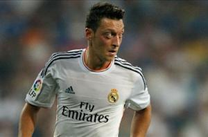 Adriano: We are relieved Ozil won't be playing for Madrid