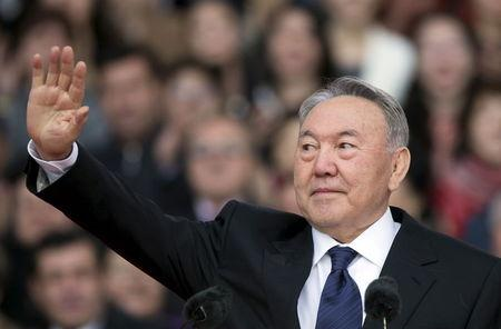 Kazakh leader to extend long rule, promises stability