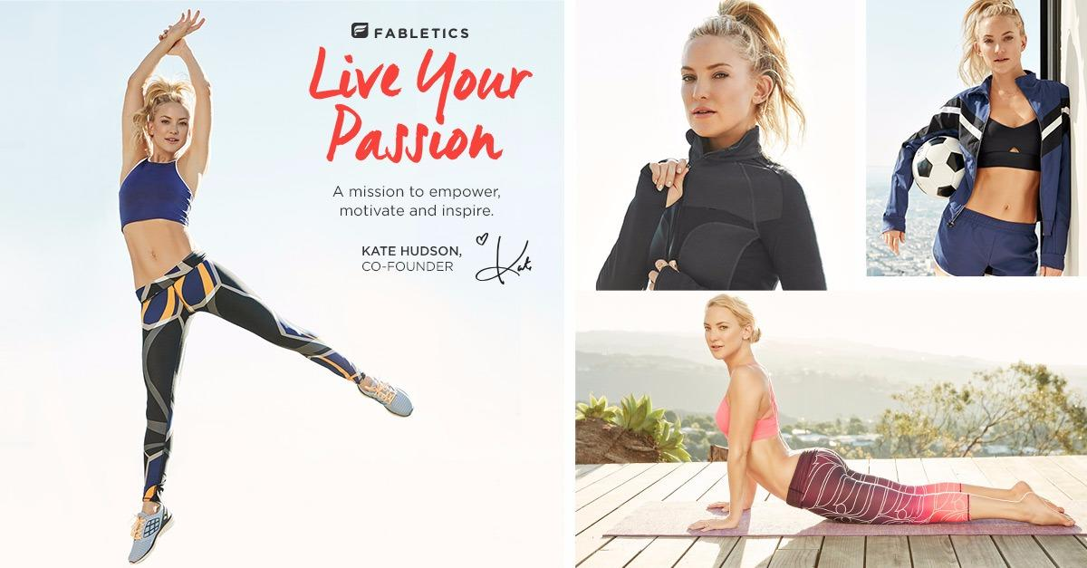 Why Kate Hudson's Activewear Changes Everything
