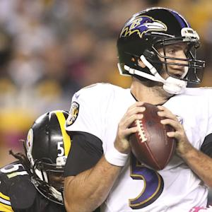 Week 5 NFL Preview: Browns at Ravens