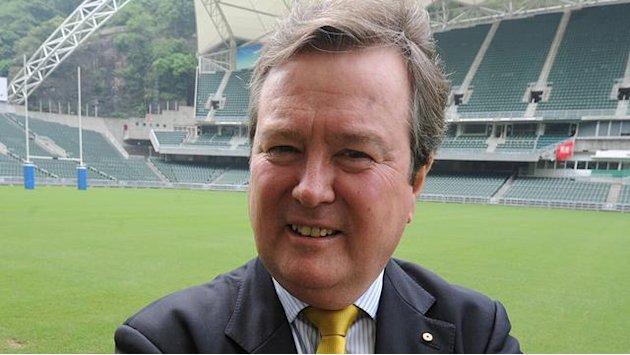 Australia Rugby Union head John O'Neill steps down