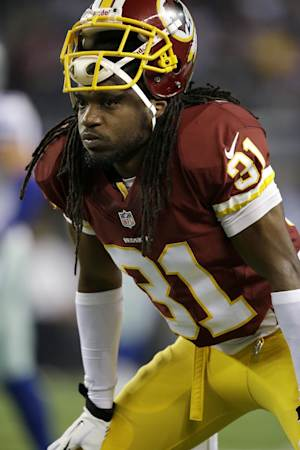 S Brandon Meriweather re-signs with Redskins