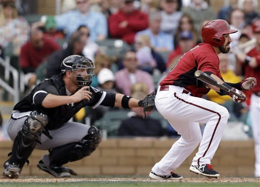 Eaton, Hill help Diamondbacks beat White Sox