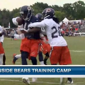 Michael Irvin's take on the Chicago Bears' Brandon Marshall and Alshon Jeffery duo