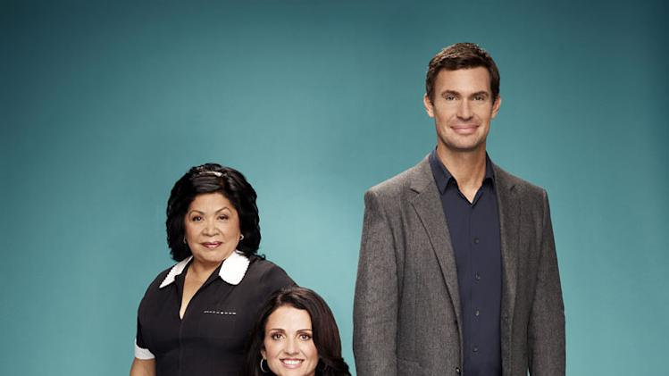 "The cast of ""Interior Therapy with Jeff Lewis."""